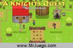 Juego A Knights Quest: Quest for Milk
