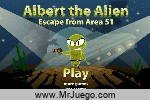 Juego Albert the Alien