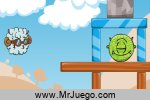 Juego Angry Birds- Angry Animals- Aliens Come In