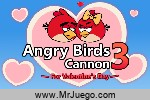 Juego Angry Birds Cannon 3