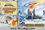 Avatar Fortress Fight - Airbender
