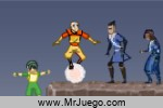 Juego Avatar the last Air Bender