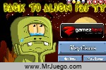 Juego Back to Alien Party
