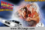 Juego Back to the Future- Tower Scene