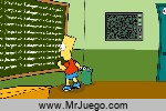 Juego Bart Simpson Saw Game