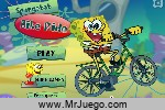 Bob Esponja Bike Ride