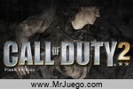 Juego Call of Duty 2