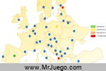 Juego The Capitals of Europe
