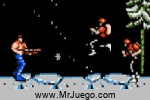 Juego Contra Snowfield Battle
