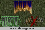 Doom Heretic y Hexen Doom Triple Pack