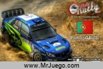 Juego Flash Rally Portugal Rally