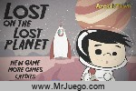 Juego Lost on the Lost Planet
