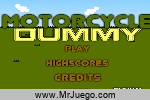 Juego Motorcycle Dummy