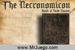 Juego Necronomicon- Book of Dead Names
