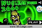 Juego Nuclear Zombie 2000