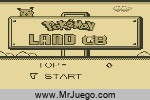 Juego Pokemon Land GB