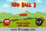 Juego Red Ball 3