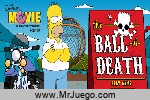 The Simpsons The Ball Of Death