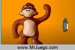 Juego Spank the Monkey