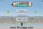 Jogo Sports Heads Tennis