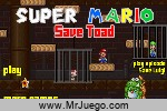 Super Mario: Save Toad