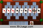 Juego Card Mania Tripeaks Solitaire