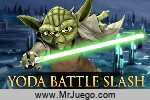 Juego Yoda Battle Slash